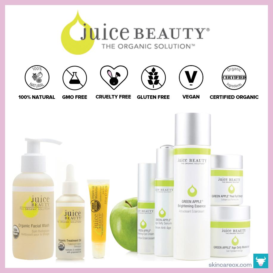 organic sensitive skin care