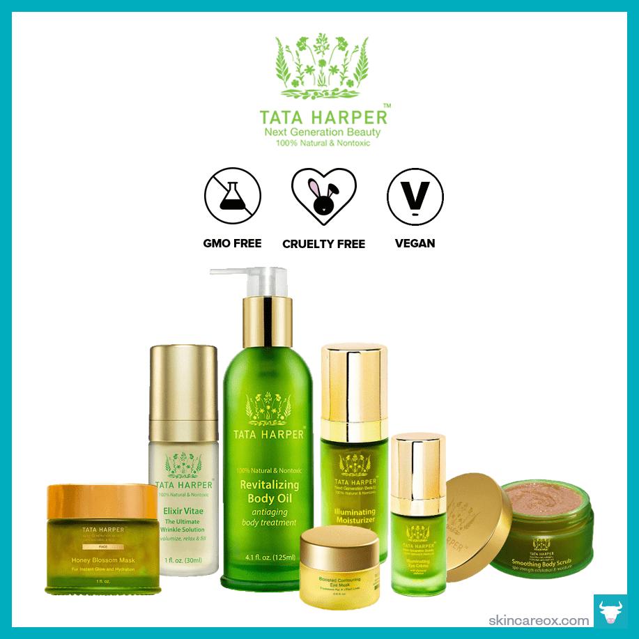 organic anti aging skin care