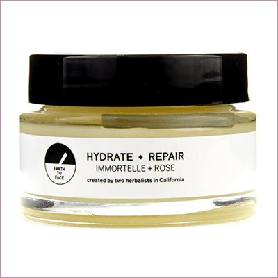 Organic Immortelle + Rose Hydrating Repair Face Balm ($68)