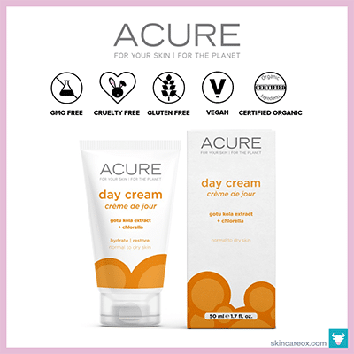 ACURE ORGANICS: DAY CREAM