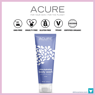 ACURE ORGANICS: ULTRA-HYDRATING BODY WASH