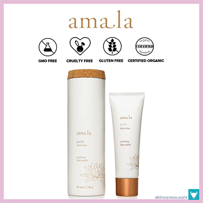 AMALA: PURIFYING FACE POLISH