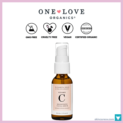 ONE LOVE ORGANICS: VITAMIN C SERUM