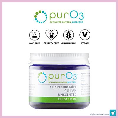 PURO3: OZONATED OLIVE OIL