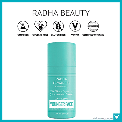 RADHA BEAUTY: YOUNGER FACE CREAM