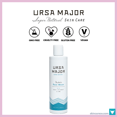 URSA MAJOR: FANTASTIC FACE WASH