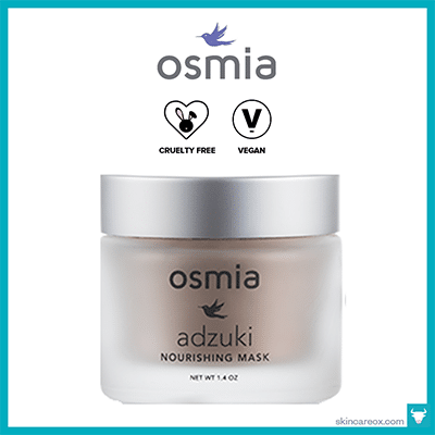 OSMIA: ADZUKI NOURISHING MASK $40 (1.4 oz)