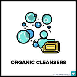 Organic Facial Cleansers
