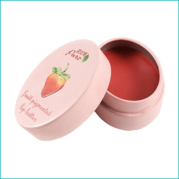 100% PURE: FRUIT PIGMENTED LIP BUTTERS ($15)