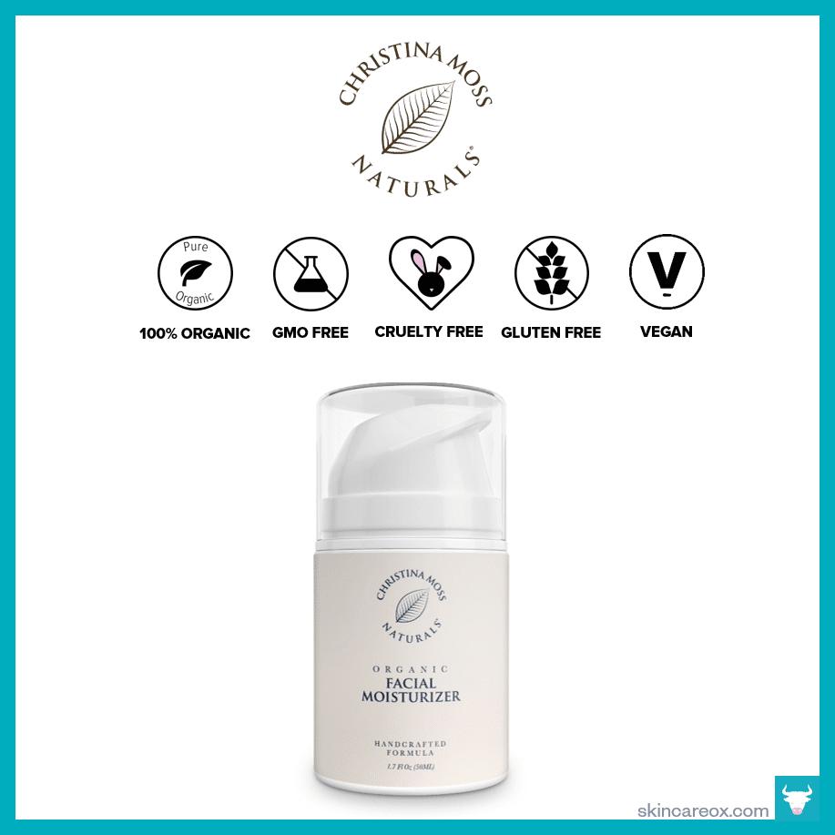 e1b4053e6ca3 Best Organic Face Moisturizers: A Complete List for 2019 - Skin Care Ox