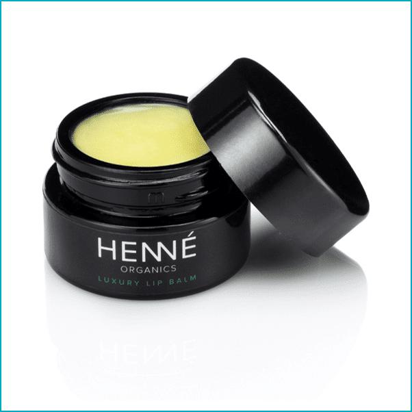 Henne Organics: Luxury Lip Balm ($22)