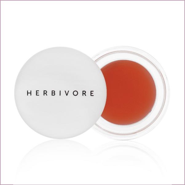 Herbivore: Tinted Coconut Lip Balm ($24)