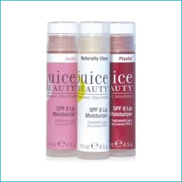 Juice Beauty: SPF 8 Organic Lip Balm ($10)