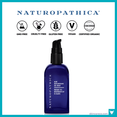 NATUROPATHICA: ALOE REPLENISHING MASK $52 (1.7 oz)