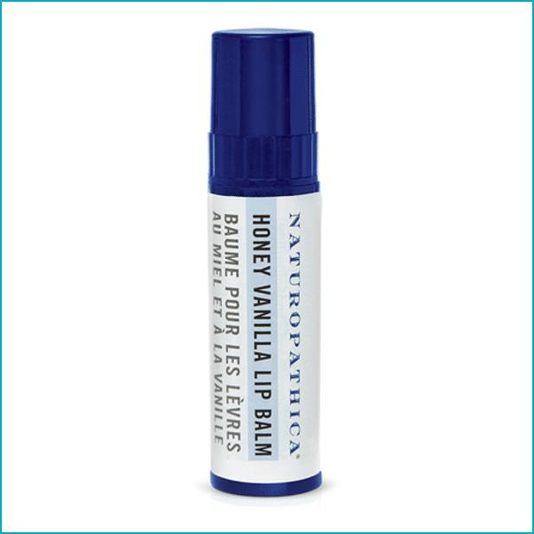 Naturopathica: Honey Vanilla Organic Lip Balm ($12)