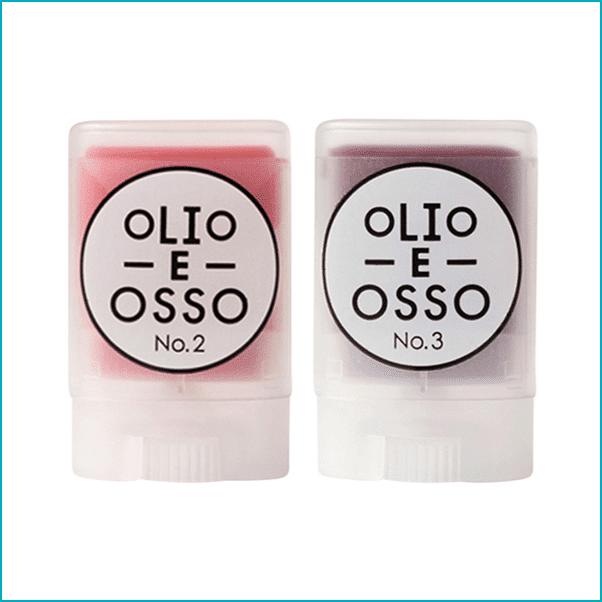 Olio E Osso: Tinted Organic Lip Balms ($28)