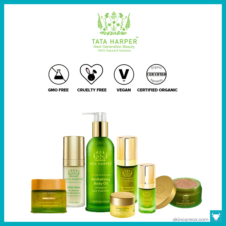 Best Organic Natural Skin Care Line