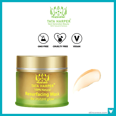 TATA HARPER: RESURFACING MASK $58 (1 oz)