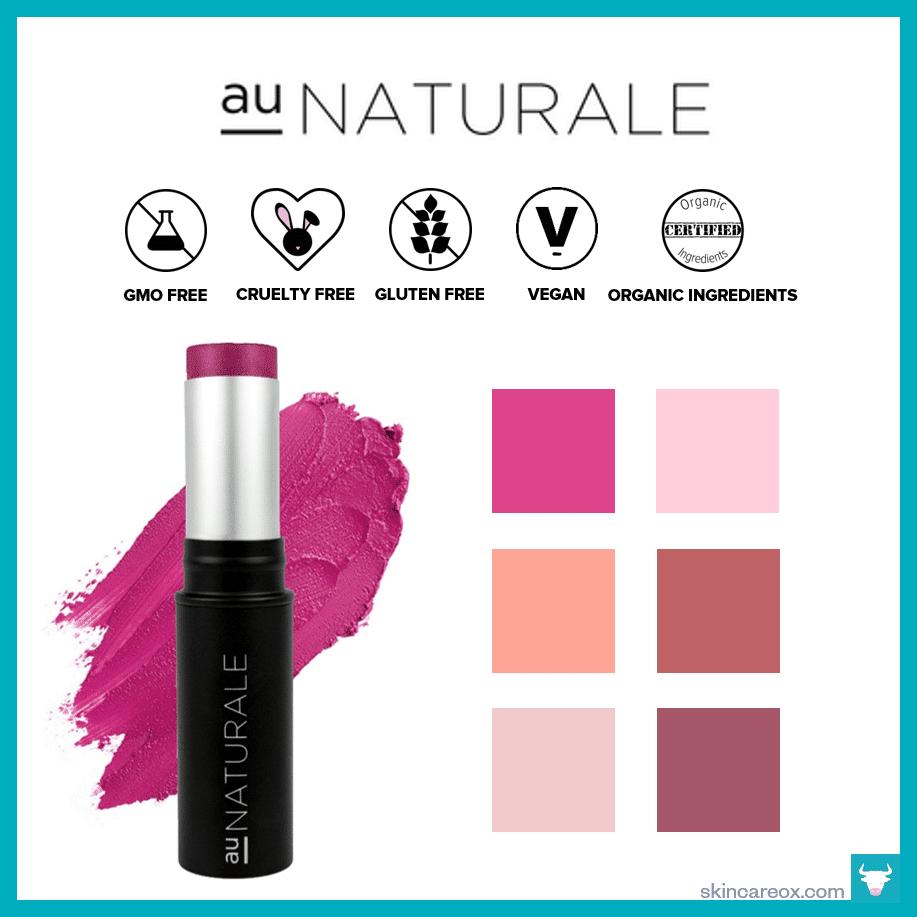 Au Naturale – The Anywhere Crème Blush Multi-stick ($35)