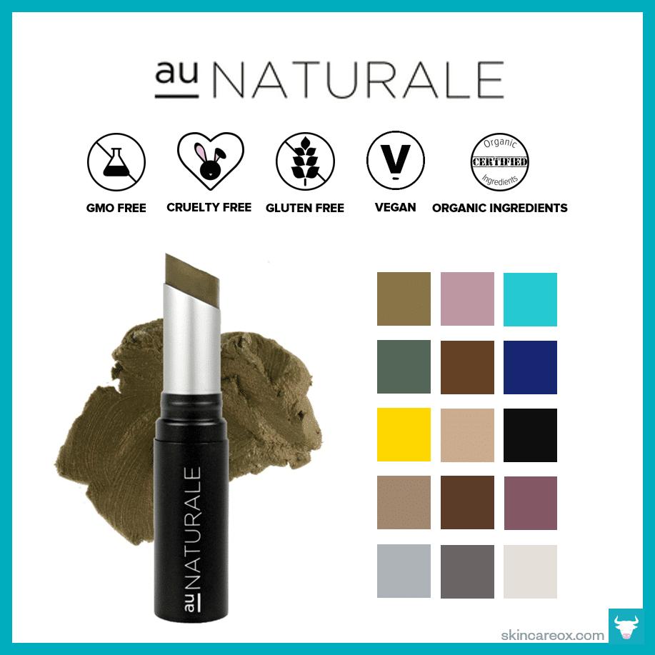 Au Naturale – Crème de la Crème Organic Eyeshadow ($24)
