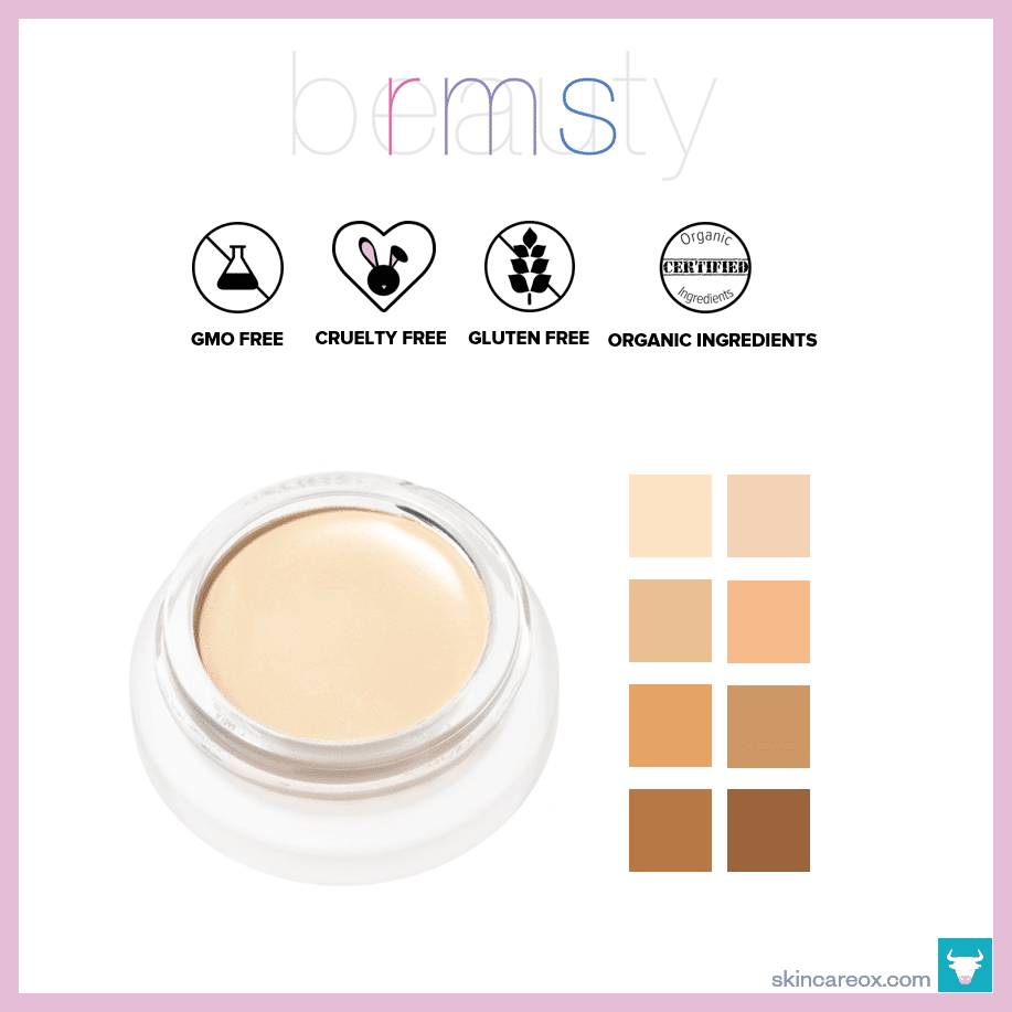 """RMS Beauty – """"Un"""" Cover Up Organic Foundation ($36)"""