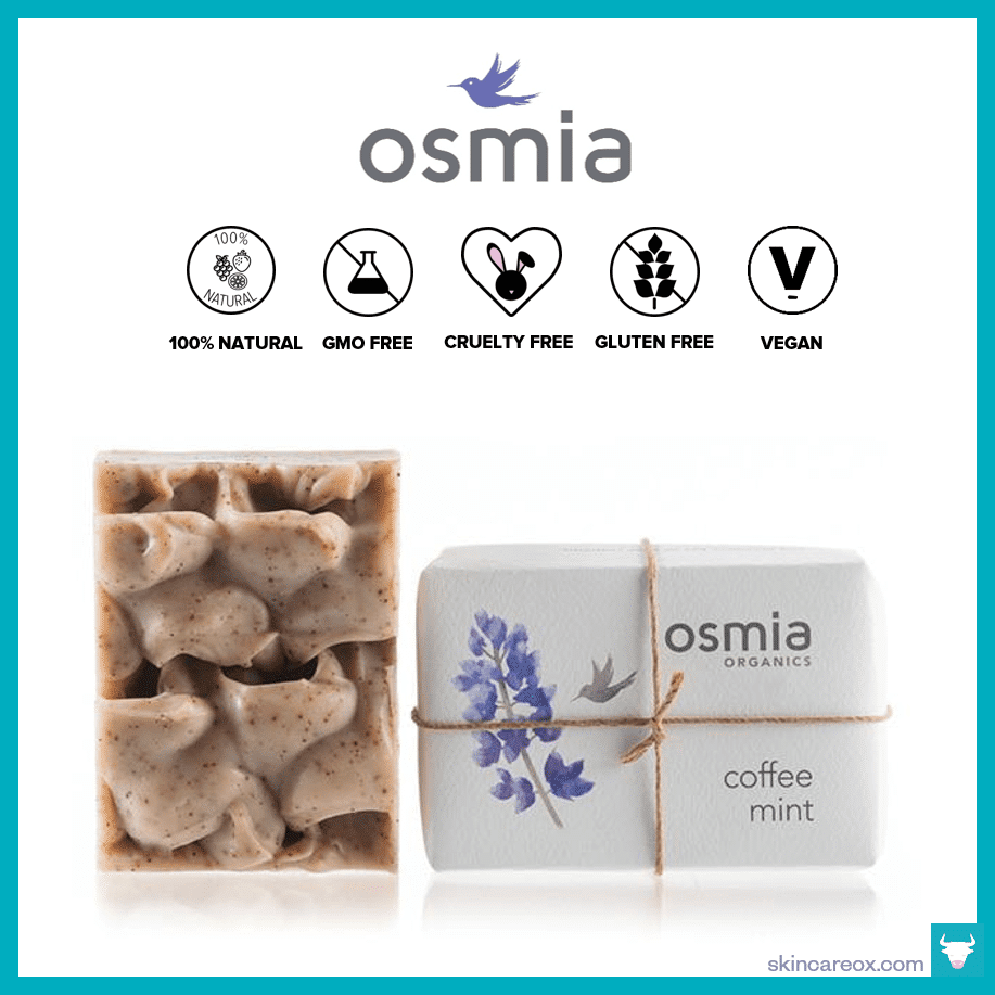 27 Best Organic Body Washes Soap Bars Skin Care Ox Bubble Bath Foam Aromatherapy Pure French Lavender Essential Oil Rose Osmia Organics Coffee Mint 15