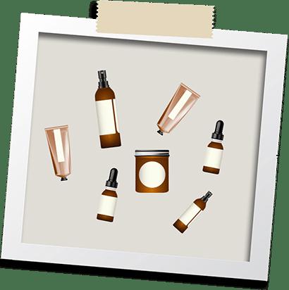 Organic + Natural Samples
