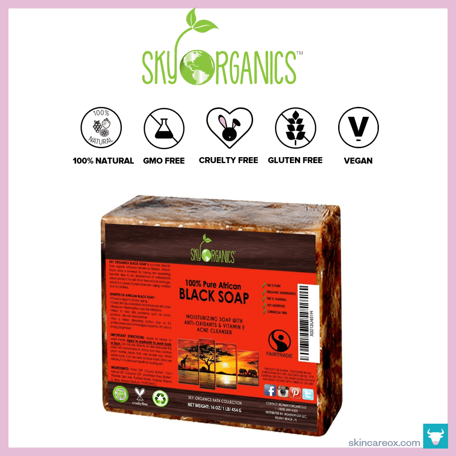 27 Best Organic Body Washes & Organic Soap Bars - Skin Care Ox