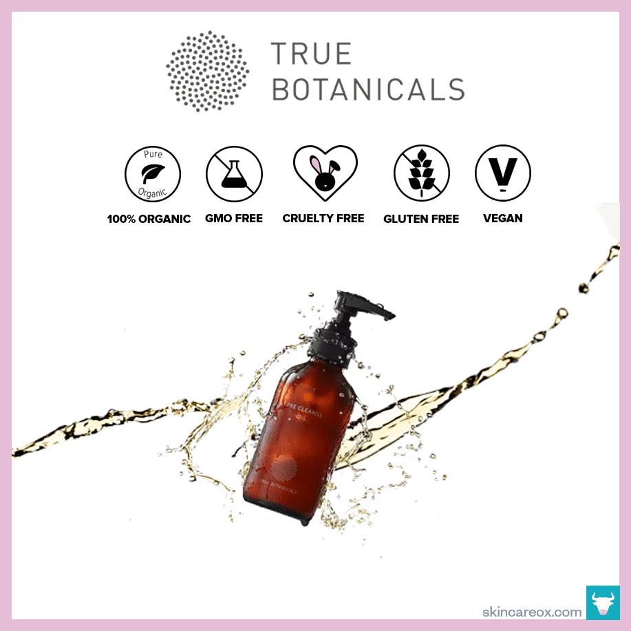 True Botanicals – Organic Pre Cleanse Oil ($48)