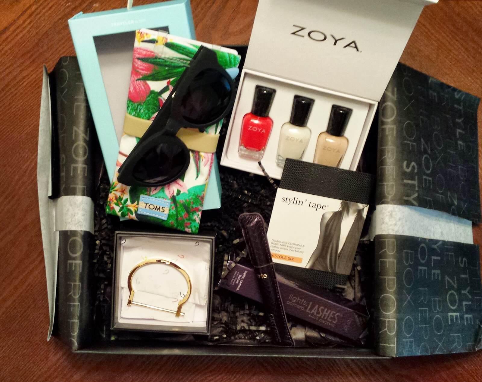 Box of Style by Rachel Zoe