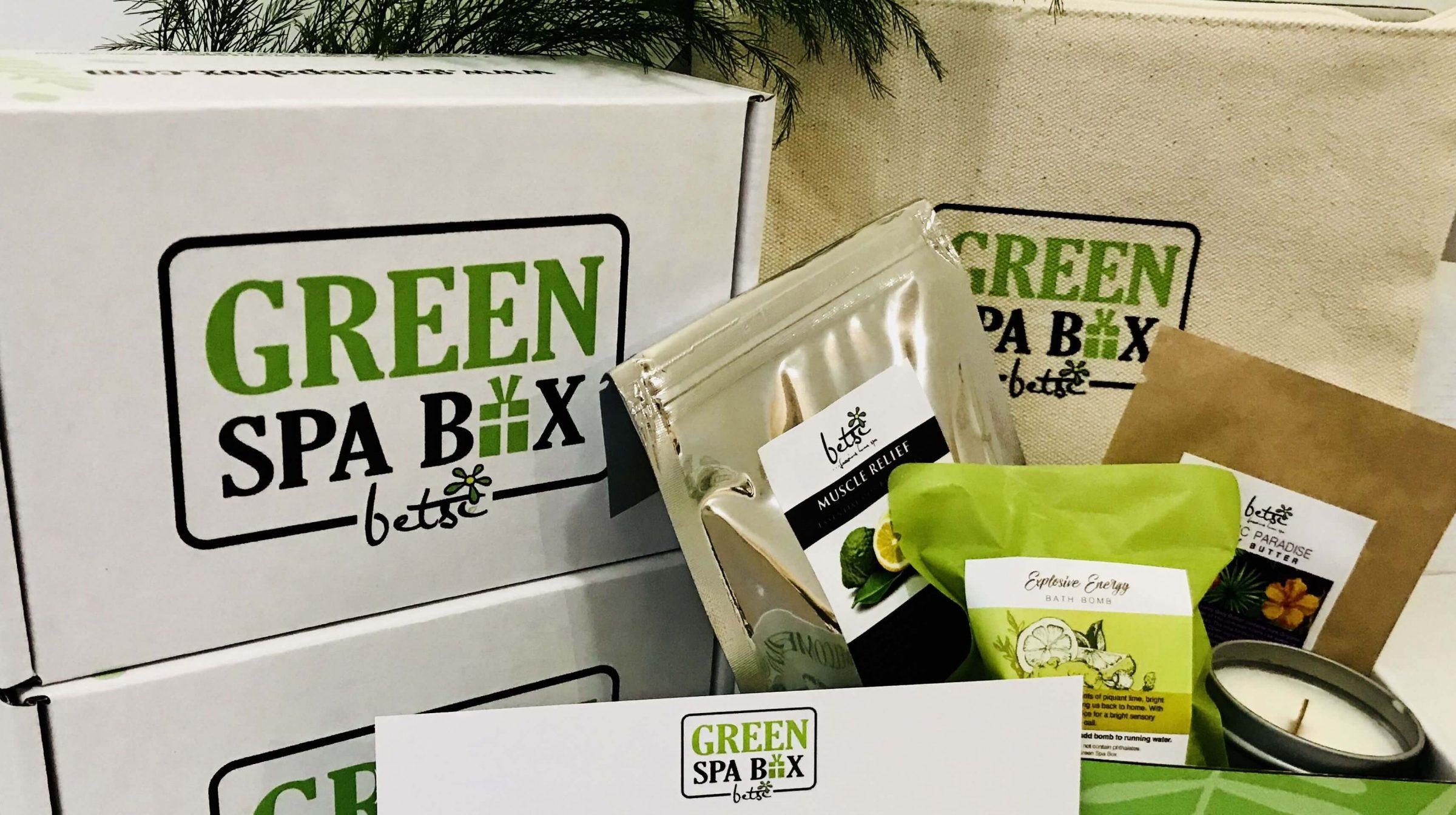 Green Spa Box