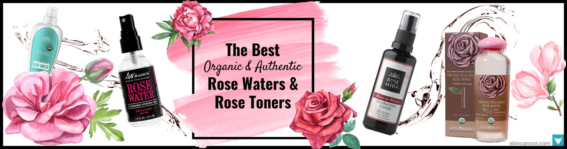 Organic Flowers Damask Rose Petal Mist by Whamisa #14